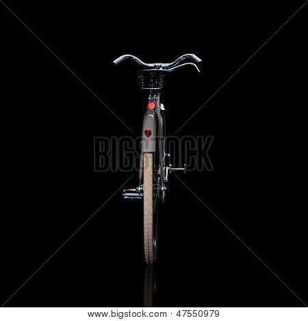 Old Refurbished Retro Bike