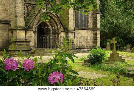 Church In Leeds, Uk