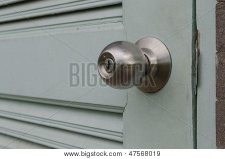 Pomo de la puerta