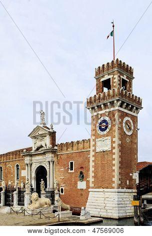 Arsenale In Castello, Venice