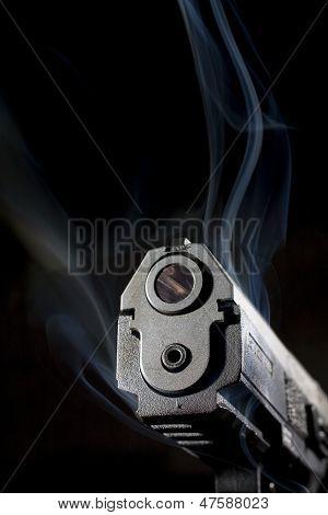 Hot Pistol