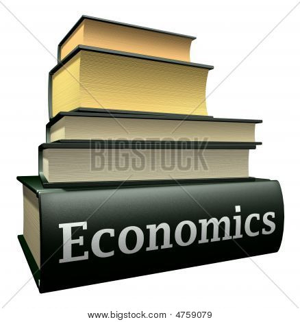 Education books - Economics
