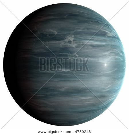 Gas Giant Planet