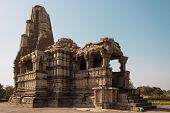 stock photo of tantric  - Duladeo Temple at Khajuraho - JPG