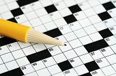 Fill the cross word puzzle concept of determinating the next move and strategy
