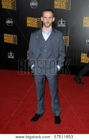 Dominic Monaghan at the 2009 American Music Awards Arrivals, Nokia Theater, Los Angeles, CA. 11-22-09