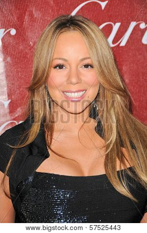 Mariah Carey at the 2010 Palm Springs International Film Festival Awards Gala, Palm Springs Convention Center, Palm Springs, CA. 01-05-10
