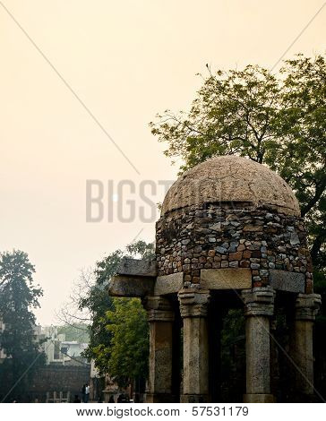 Domes At Hauz Khas Delhi