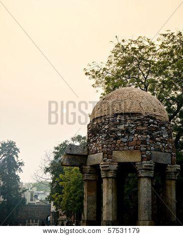 Domes At Hauz Khas Delhi