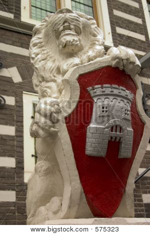 Lion And Shield
