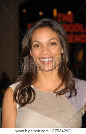 Rosario Dawson at 'The Book Of Eli' Premiere, Chinese Theater, Hollywood, CA. 01-11-10