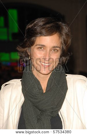 Alexandra Hedison  at 'The Book Of Eli' Premiere, Chinese Theater, Hollywood, CA. 01-11-10