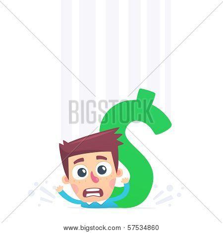 Non returnable big debts