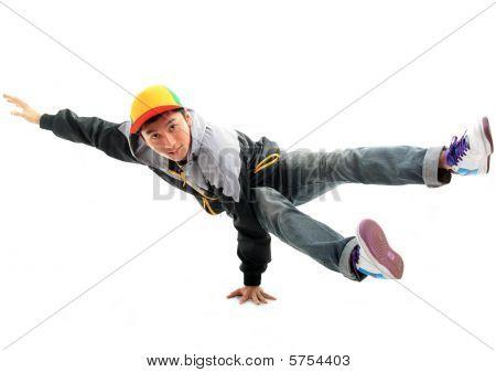 hip hop breakdance