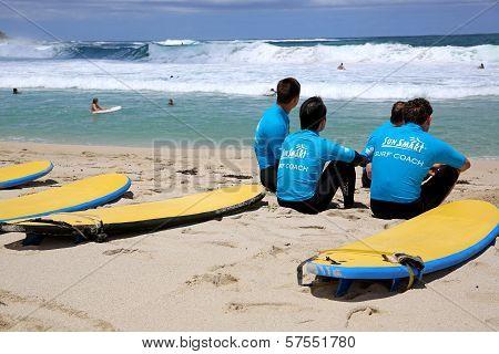 Surf Coaches