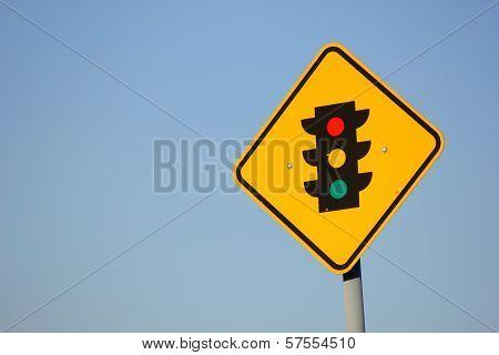 Semaphore Sign