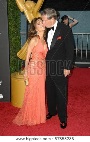 Susan Lucci and Helmut Huber at the 36th Annual Daytime Emmy Awards. Orpheum Theatre, Los Angeles, CA. 08-30-09