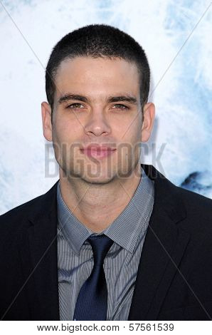 Mark Salling at the Los Angeles Premiere of 'Whiteout'. Mann Village Theatre, Westwood, CA. 09-09-09