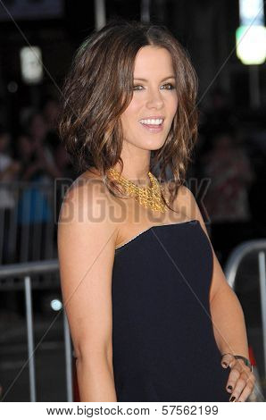 Kate Beckinsale at the Los Angeles Premiere of 'Whiteout'. Mann Village Theatre, Westwood, CA. 09-09-09