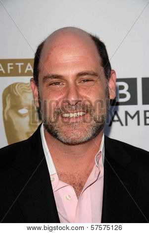 Matthew Weiner  at the 7th Annual BAFTA-LA TV Tea Party. Intercontinental Hotel, Century City, CA. 09-19-09