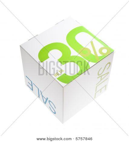 Sale cube