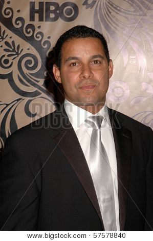 Jon Huertas  at HBO's Post Emmy Awards Party. Pacific Design Center, West Hollywood, CA. 09-20-09