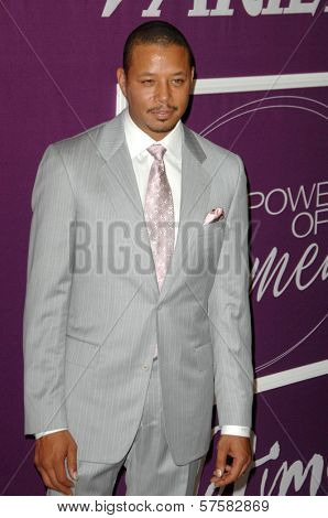 Terrence Howard  at Variety's 1st Annual Power of Women Luncheon. Beverly Wilshire Hotel, Beverly Hills, CA. 09-24-09