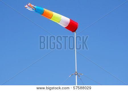 Wind Sleeve Flying