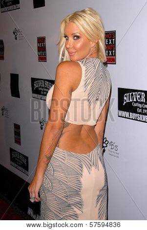Charis B at the Silver Star Casting Company Spring 2010 Collection Debut Party. Social Hollywood, Hollywood, CA. 10-12-09