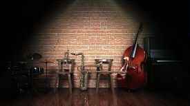 picture of string instrument  - Music instruments  - JPG