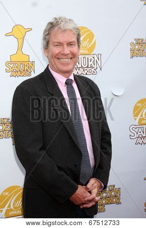 LOS ANGELES - JUN 26:  Daivd Hugh Kelly at the 40th Saturn Awards at the The Castaways on June 26, 2014 in Burbank, CA