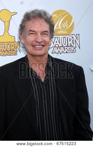 LOS ANGELES - JUN 26:  Gary Graham at the 40th Saturn Awards at the The Castaways on June 26, 2014 in Burbank, CA