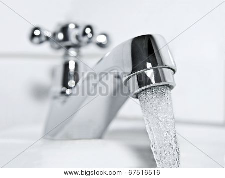 Tap And Drinking Water