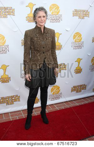 LOS ANGELES - JUN 26:  Melissa McBride at the 40th Saturn Awards at the The Castaways on June 26, 2014 in Burbank, CA