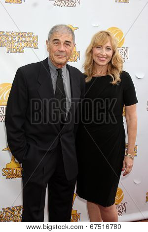 LOS ANGELES - JUN 26:  Robert Forster at the 40th Saturn Awards at the The Castaways on June 26, 2014 in Burbank, CA