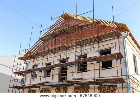 Building Renovation Facade