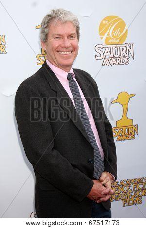 LOS ANGELES - JUN 26:  Daivd Hugh Kelly at the 40th Saturn Awards at the The Castaways on June 26, 2014 in Burbank, CA