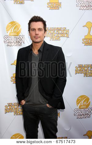 LOS ANGELES - JUN 26:  Len Wiseman at the 40th Saturn Awards at the The Castaways on June 26, 2014 in Burbank, CA