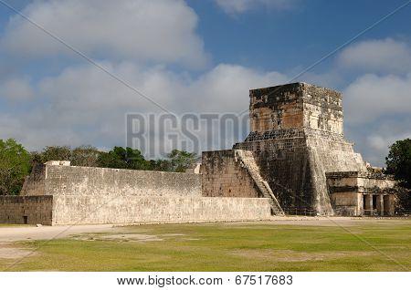 Chichen Itza Maya Ruins In Mexico