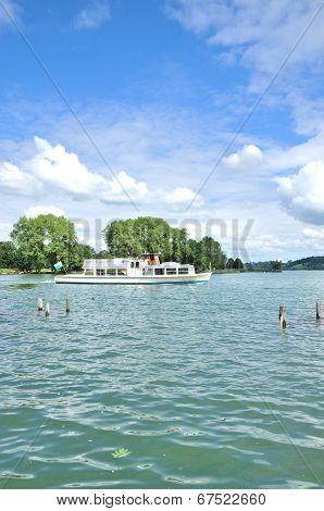 Bad Wiessee,Lake Tegernsee,Bavaria,Germany