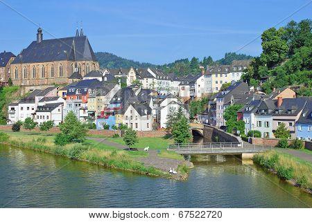 Saarburg,Rhineland-Palatinate,Germany