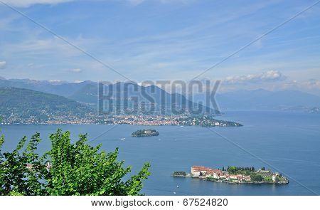 Isola Bella,lake Maggiore,Italy