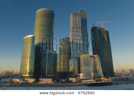 Moscow Business Center