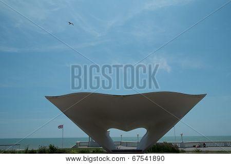 Bandstand, De La Warr Pavilion