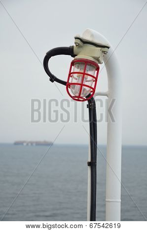 Ship's lamp