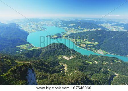 Schafberg, Austrian Alps