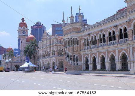 Islamic Building Kuala Lumpur