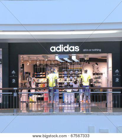 Adidas shop Kuala Lumpur