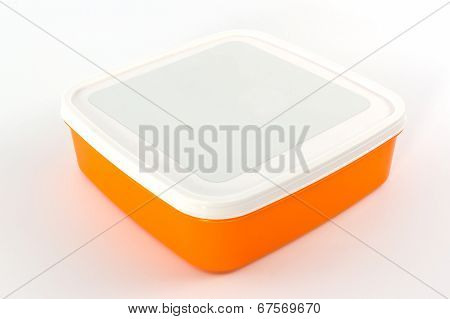 Plastic Box Package.