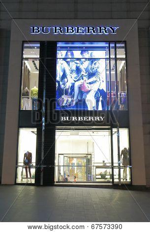Burberry Shop Bukit Bintang Kuala Lumpur